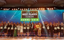 Vinamilk: Top đầu trong top 100 nơi làm việc tốt nhất Việt Nam