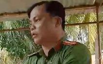 Đình chỉ trưởng công an xã bị tố dẫn côn đồ đánh dân