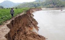 'Mở mắt ra ruộng biến thành sông' vì thủy điện, cát tặc