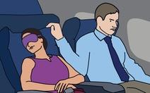 4 điều làm ngay khi bị quấy rối tình dục trên máy bay