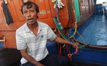 Ngư dân Quảng Ngãi tố bị tàu Trung Quốc cướp phá ở Hoàng Sa