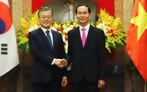 Mối lương duyên đặc biệt Việt - Hàn