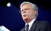 Ông John Bolton làm Cố vấn an ninh quốc gia Mỹ: Lo cho vấn đề Triều Tiên