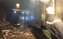 Cận cảnh tan hoang ở tòa nhà karaoke Kingdom sau vụ cháy