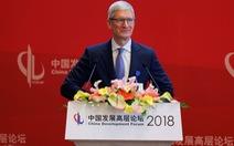 CEO Apple nói đã luôn lo ngại chuyện mọi người thoải mái chia sẻ thông tin