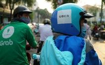 Grab mua lại toàn bộ Uber Đông Nam Á