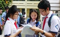 Trường Trung học thực hành tuyển 105 học sinh lớp 10 chuyên