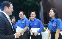 Thanh niên Đà Nẵng hiến kế lãnh đạo về thành phố thông minh