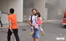 10 kỹ năng thoát khỏi chung cư khi xảy ra cháy