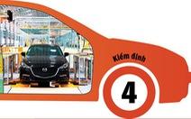 Dây chuyền lắp ráp Mazda của THACO