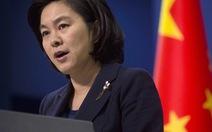 Xung đột quan điểm nhân quyền, Trung Quốc chửi thẳng Mỹ