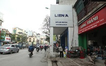 Giải tỏa đất và không gian đường bộ tại huyện Củ Chi