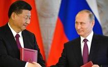 Tổng thống Putin bất chiến tự nhiên thành