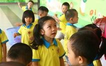 Nhóm lớp tư thục độc lập không được vượt quá 70 trẻ