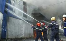 Nhiều cơ sở thu âm không đảm bảo lối thoát nạn khi có cháy