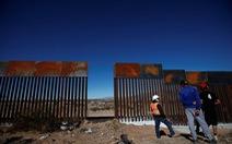 Ông Trump muốn rút ngân sách quốc phòng xây tường biên giới