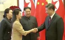 Bắc Kinh xác nhận ông Kim Jong Un thăm Trung Quốc, gặp ông Tập