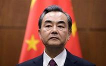 Ngoại trưởng Trung Quốc Vương Nghị sắp thăm Việt Nam