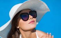 An toàn cho mắt với nắng hè
