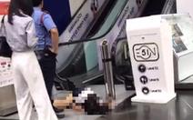 Nữ sinh rơi lầu tử vong trong tòa nhà Bitexco