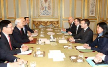 Tổng thống Macron: Pháp luôn sát cánh với Việt Nam trong trang sử mới