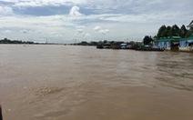 Thuỷ điện thượng nguồn Mekong làm gia tăng sạt lở ở ĐBSCL
