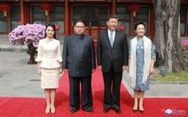 Hình ảnh chuyến thăm lịch sử của ông Kim Jong Un tại Trung Quốc