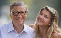 Dân mạng 'điên đảo' vì con gái Bill Gates