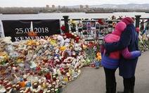 Nga quốc tang 64 người chết cháy, Tổng thống Putin hứa trừng trị kẻ gây họa