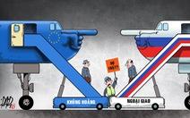 Thấy gì qua vụ khủng hoảng ngoại giao?