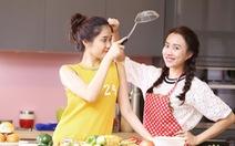 Hồng Vân khuyên con gái: Thanh niên bây giờ nó phóng túng lắm!
