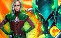Captain Marvel sẽ 'triệu hồi' nhiều nhân vật lẫy lừng đã chết