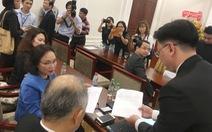 Chính phủ đề nghị xử lý  đề xuất ThaiBev điều hành tại Bia Sài Gòn