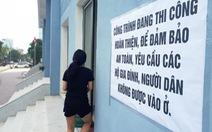 Nghệ An: nhiều chung cư chưa nghiệm thu phòng cháy dân đã vào ở