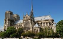 Cận cảnh Nhà thờ Đức Bà Paris
