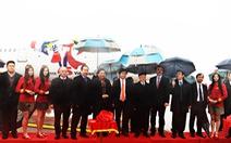 Vietjet nhận máy bay biểu tượng kỷ niệm 45 ngoại giao Việt Nam – Pháp