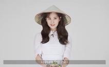 Seohyun của SNSD quảng cáo phở Việt tại Hàn Quốc