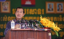 Ông Hun Sen: Mỹ nói láo chuyện viện trợ Campuchia