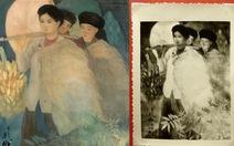 Thôn nữ Bắc Kỳ - bức tranh vừa bán 205.000 euro bị nghi giả