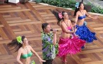 Đi Hawaii thật là oai