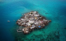 Hòn đảo 'đông dân nhất' thế giới