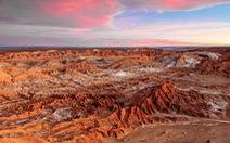 Bí ẩn của những hoang mạc 'kỉ lục gia'