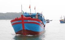 Thêm ngư dân Quảng Ngãi tố bị tàu nước ngoài tấn công ở Hoàng Sa