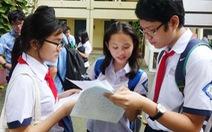 TP.HCM đề xuất giữ điểm cộng khuyến khích vào lớp 10
