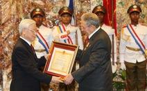 Mối quan hệ Việt Nam - Cuba là tài sản vô giá
