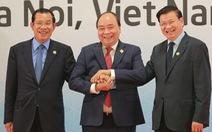 Campuchia - Lào - Việt Nam 'vững như kiềng ba chân'