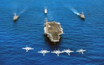 Siêu hàng không mẫu hạm USS Carl Vinson làm gì tại Đà Nẵng?