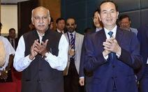 Chủ tịch nước Trần Đại Quang nói gì về Ấn Độ Dương - Thái Bình Dương?