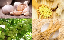Một số thảo dược dưới góc nhìn dinh dưỡng