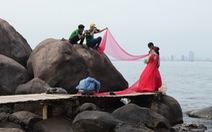 Chụp ảnh cưới ở Sơn Trà có nguy hiểm?
